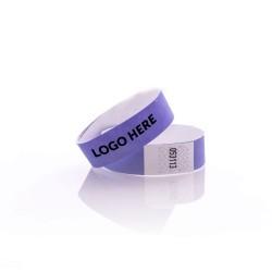 Promopack 500 – Braccialetti di Carta / Tyvek Stampati